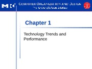 CPE432 - 2 - Technology Trends and Performance