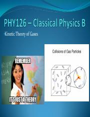 08 - Kinetic Theory of Gases