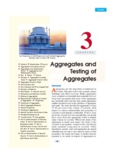 3.Aggregates and their testing