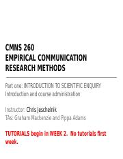 1-CMNS 260_Introduction summer 2016_final