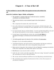 Lecture 13 - Ch 6