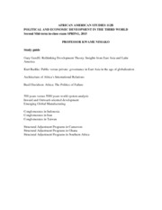 AAS112B Second Midterm Study Guide 2015