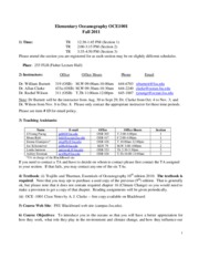 syllabus oce1001 fall 2011(2)