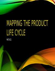MAPPING THE PRODUCT LIFE CYCLE.pptx