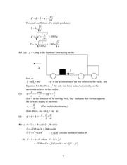 Analytical Mech Homework Solutions 52