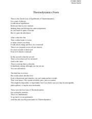 Thermodynamics Poem.docx