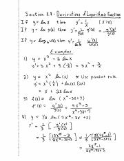 Section 11.8 - Derivatives of Log Functions.pdf