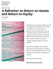 A Refresher on Return on Assets and Return on Equity.pdf