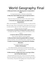 world geography spring final review.docx