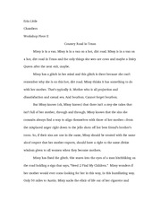 Country Road in Texas_Paper_ENGL