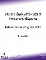 BAE820_08Turbulent transfer and log wind profile.pdf