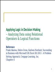 L11 Applying Logic in Decision Making.pptx