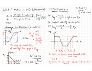 Motion in 1D Notes