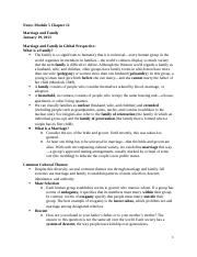 Notes Module 6 Essentials of Sociology Chapter 12.docx