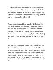 Real Numbers - Describing Sets notes.rtf