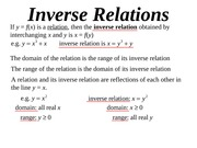 08 inverse functions