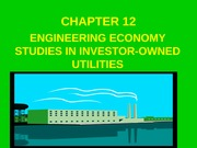 eng. eco chapter 12