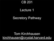 CELLBIO 201 Spring 2014 Lecture 1:29:14