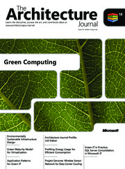 2008 - Microsoft - The Architecture Journal - Issue 18 - Green Computing (C)