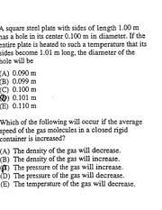 Physics Practice Exam