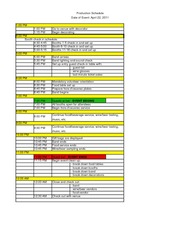 production_schedule