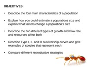 Lecture 27 - Ecology - Population bio