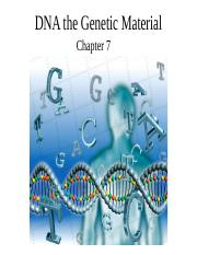 Biology chapter7H