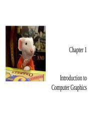 CSE 304 : computer GRAPHICS - Lovely Professional University -