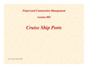 Lecture05-Cruise-Ship-Ports