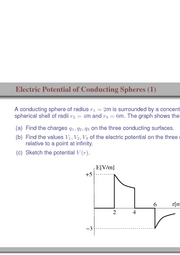 96-99. Electric Potential of Conducting Spheres