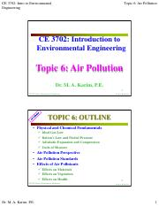 CE 3702 - Topic 6 - Air Pollution.pdf