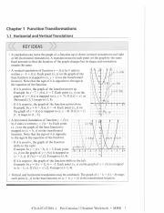 Chapter 1 Workbook Questions