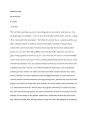 Laina Dawes interview essay