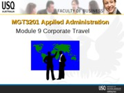 MGT3201_Mod9_corporate_travel