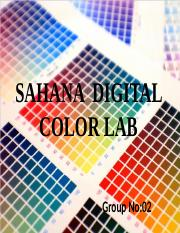 Sahana Digital color Lab new.pptx