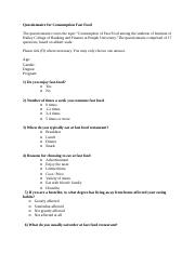 Questionnaire for Consumption Fast Food finalized 1.docx