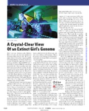 Gibbons 2012 Science Genome of a Denisovan girl