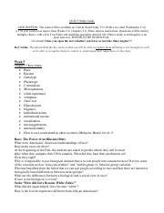QUIZ 2 Study Guide ANTH 1010