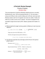 Practice Problem on Periodic Review Inventory Model_Solution.pdf