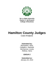 hamilton county judges Tennessee's 11th judicial district covers hamilton county and consists of four courts and two attorneys.