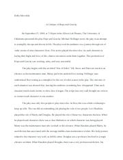 Hope and Gravity Critique.docx