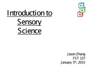 FST+127+01+SS+-+Introduction+to+Sensory+Science