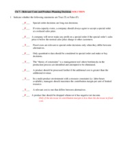 Chapter 7 Lab Exercise Solutions