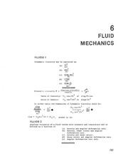 fluid mechanics study guide pdf