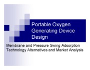Portable Oxygen Device-Presentation