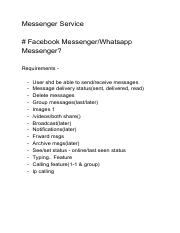 Messenger Discussion.pdf