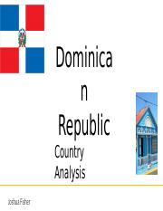 Final Project - Dominican Republic.pptx