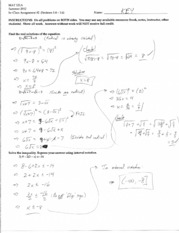 MAT121A_Summer_2012_Inclass02_(1.4-1.6)-KEY