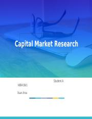 Capital Market Research.ppt