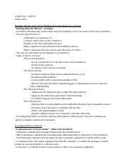 COMS-210-NOTES